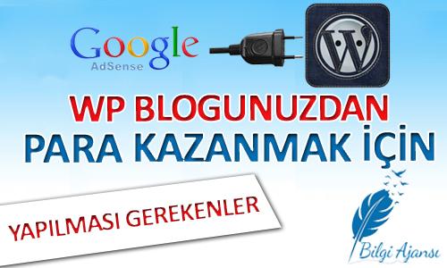 wp-blogunuzdan-yapilmasi-gerekenler-para-kazanmak-adsense-eklentisi-wordpress-plugin-easy-adsense